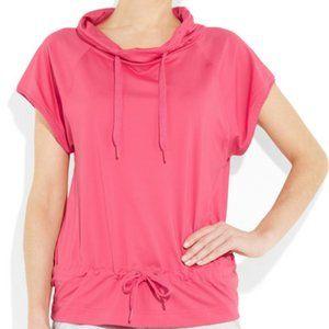Adidas Stella McCartney Pink Stretch Track Top L